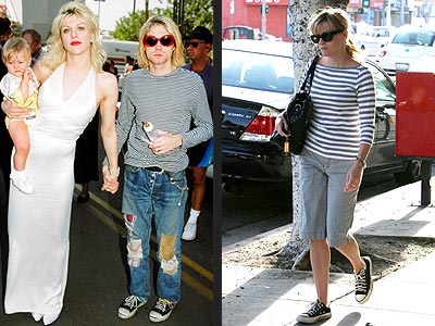 CONVERSE SNEAKERS photo | Courtney Love, Kurt Cobain, Reese Witherspoon