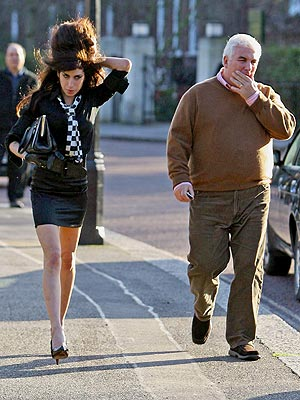 DADDY'S GIRL photo | Amy Winehouse