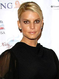 Jessica Simpson Hospitalized