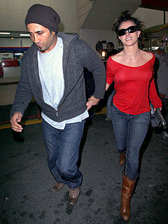 Britney Pap-Happy with Her New Guy | Britney Spears