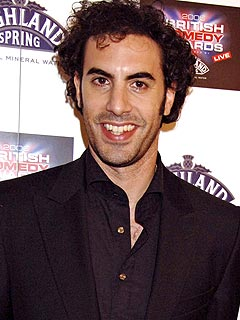 Report: Sacha Baron Cohen Taking Serious Role