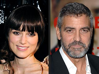 Golden Globes: Will the Stars Party Tonight? | George Clooney, Keira Knightley