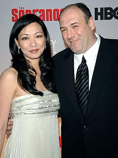 James Gandolfini Engaged