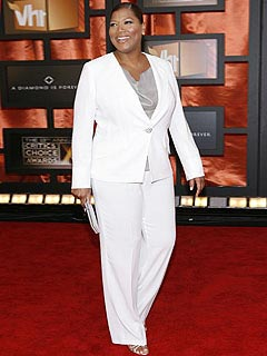 Queen Latifah Ready to Shed Holiday Pounds | Queen Latifah