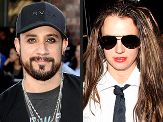 A.J. McLean: I Believe in Britney Spears 110%