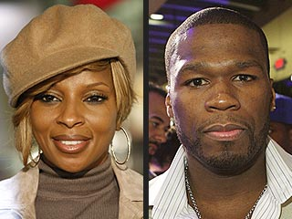Mary J. Blige, 50 Cent in Steroid Probe | 50 Cent, Mary J. Blige