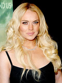 Lindsay Lohan Scores &#39;Worst Actress&#39; Nod | Lindsay Lohan