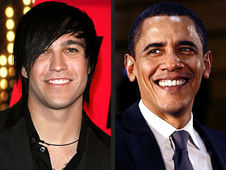 Pete Wentz to Host Obama Fund-Raiser