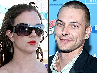 Kevin Federline Attends Custody Hearing