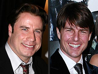 John Travolta Defends Tom Cruise