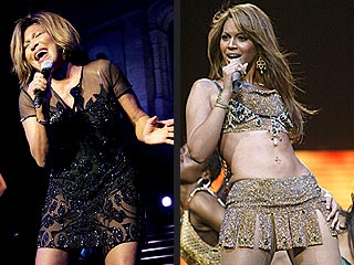 Beyonc&#233; & Tina Turner Will Duet at the Grammys