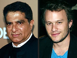 Deepak Chopra Recalls Last Conversation with Heath | Deepak Chopra, Heath Ledger
