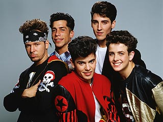 New Kids On The Block Stage Comeback  NKOTB