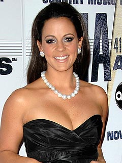 Sara Evans in the Planning Stages for Wedding | Sara Evans