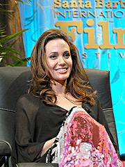 Angelina Jolie's Onstage Revelations