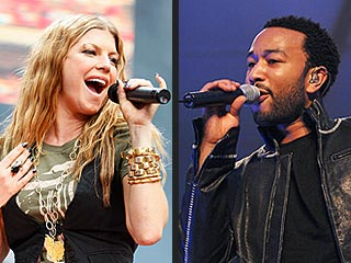 Fergie to Duet with John Legend at Grammys | Fergie, John Legend