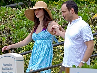 Katharine McPhee's Hawaiian Honeymoon