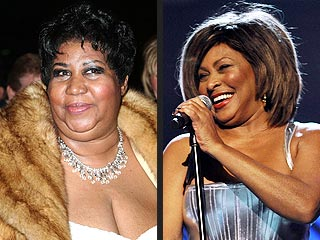 Aretha at Grammys: Not Feeling the R-E-S-P-E-C-T | Aretha Franklin