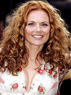 Geri Halliwell Engaged to Yacht-Company Owner | Geri Halliwell