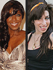 Natalie Cole: Amy's Wins Send a 'Bad Message' | Amy Winehouse