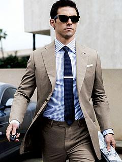 Milo: Romance Talk with Hayden 'Makes Me Smile'   Milo Ventimiglia