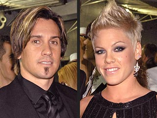 Carey Hart's New Year's Entertainment: His Ex, Pink