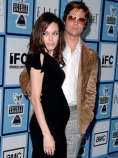 Source: There Was 'No Wedding' For Brad Pitt and Angelina Jolie