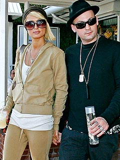 Suddenly Inseparable: Paris Hilton & Benji Madden