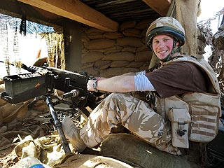 Prince Harry Fighting in Afghanistan| Prince Harry