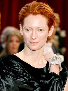Uncovered: Oscar-Night Jewel Heist | Tilda Swinton