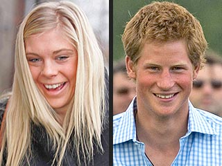 Prince Harry's Birthday Wish – Chelsy Davy? | Chelsy Davy, Prince Harry