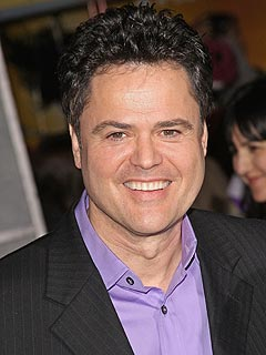 Donny Osmond Eyes DWTS for Fall, Not Spring