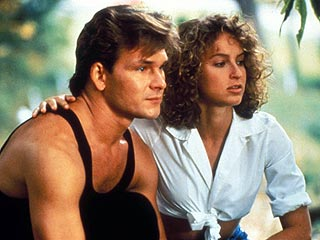 Patrick Swayze Inspired Jennifer Grey to Try Dancing With the Stars | Jennifer Grey, Patrick Swayze