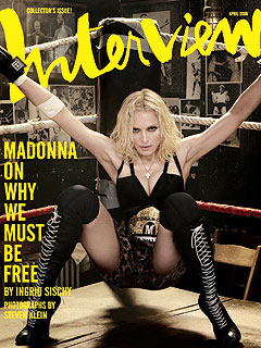 Madonna: Working with Justin Like &#39;Psychoanalytic Sessions&#39;
