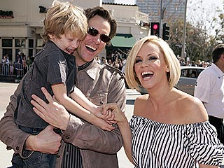 Jenny McCarthy Opens Up About Boyfriend Jim Carrey
