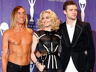 Justin Recalls Dropping Pants for Madonna| Music News, Justin Timberlake, Madonna, Actor Class