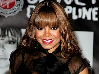 Janet Jackson Recuperating from the Flu