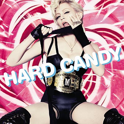 Madonna's Hard Candy Album Cover Revealed!