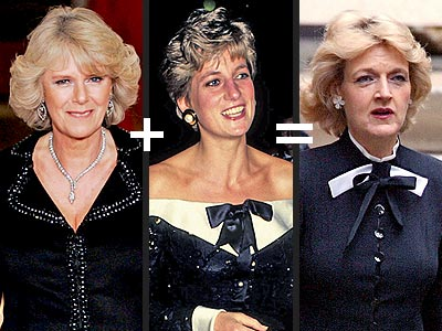 Celeb Math: Camilla + Princess Diana = Paul McCartney's Lawyer?
