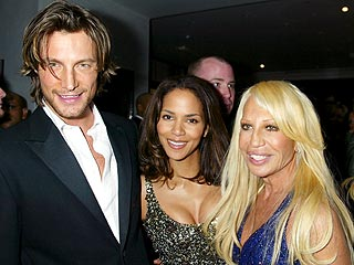 Donatella Versace: Halle Berry's Baby 'Fantastic Looking'