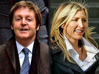 Beatrice McCartney Rocks Out to the Beach Boys | Heather Mills, Paul McCartney