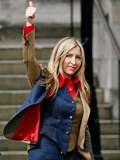 Reports: Heather Soaks Paul's Divorce Attorney| Crime & Courts, Heather Mills, Paul McCartney