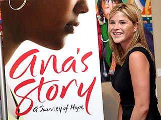 Jenna Bush Updates Status of Her Book Heroine