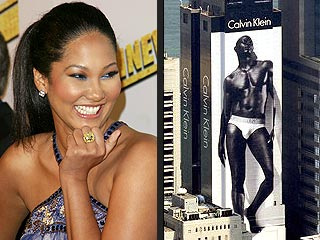 Kimora: Djimon Has a Huge ... Billboard | Djimon Hounsou, Kimora Lee Simmons