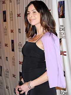 Minnie Driver Hints at Baby-Daddy's Identity | Minnie Driver