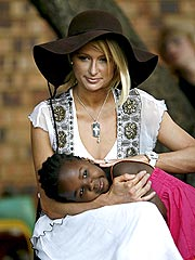 Paris Signs Autographs in South Africa| Good Deeds, Paris Hilton