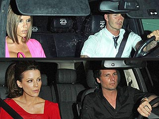The Beckhams&#39; Weekend: Date Night & Museum Trip
