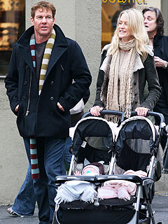 Sarah & Matthew Join a Roster of Celebs Using Surrogates| Babies, Dennis Quaid, Joan Lunden, Matthew Broderick, Sarah Jessica Parker, Actor Class