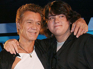 Eddie Van Halen's Son: Dad Is 'Doing Great'