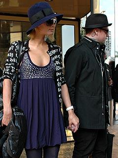 Paris Hilton Hosts a Party in Johannesburg